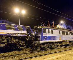 Zderzenie dwóch pociągów na Pomorzu. 28 osób w szpitalach