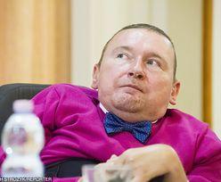 Europoseł PO nie mógł wyjść z Sejmu, bo porusza się na wózku. Pomylono go z protestującymi
