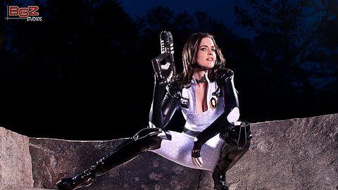 Dziewczyny z Mass Effect [Galeria]