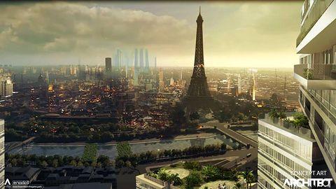 Focus Home Interactive pomoże przy wydaniu The Architect: Paris