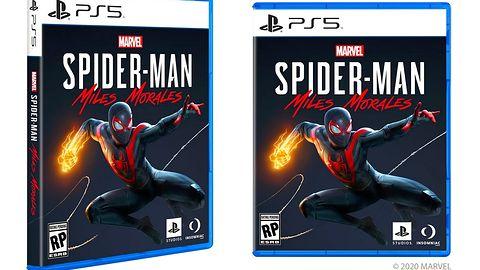 Jak będą wyglądać pudełkowe wydania gier na Playstation 5? Zobaczcie sami