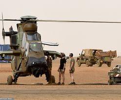 Mali. Zderzenie wojskowych helikopterów. Są ofiary