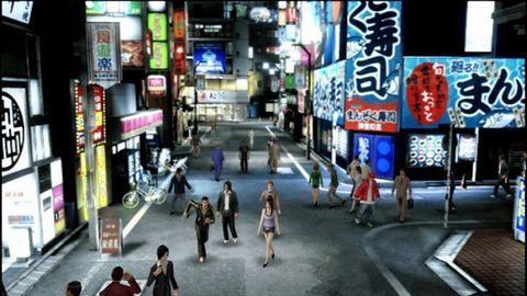 Yakuza na PSP: nowe informacje, zwiastun i galeria