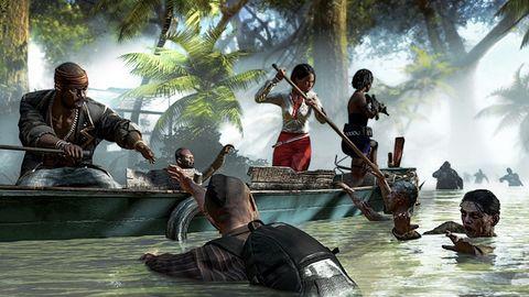 Czy zombiaki nauczyły się pływać? Dead Island: Riptide sprawdzi to w trakcie kwietniowych odwilży