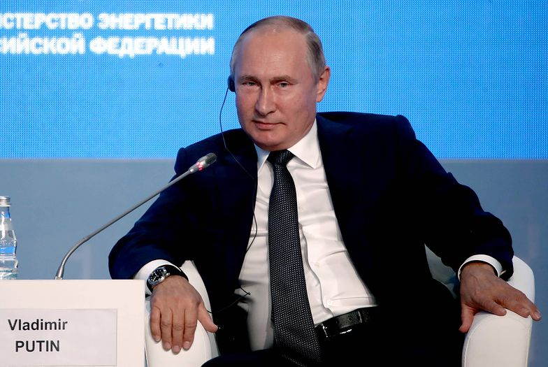 Władimir Putin skomentował przemówienie Grety Thunberg
