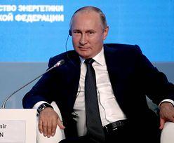 """Władimir Putin krytykuje Gretę Thunberg za przemówienie w ONZ. """"Miła, ale zmanipulowana"""""""