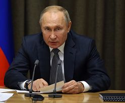 Władimir Putin zakłada swoją encyklopedię w internecie
