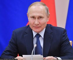 """Władimir Putin dziękuje FBI za pomoc: """"Jesteśmy wdzięczni"""""""
