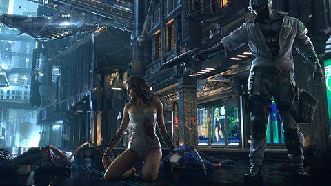 """[Aktualizacja] Znak towarowy """"Cyberpunk"""" należy do CD Projekt od czterech lat. Do Sony od pięciu"""