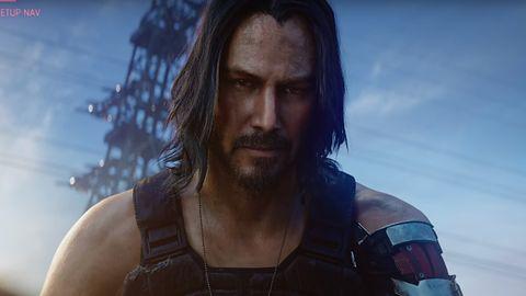 Cyberpunk 2077 – data premiery, preordery i Keanu Reeves!