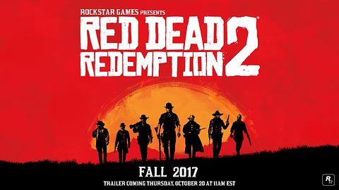 Koniec zgadywanek. Red Dead Redemption 2 oficjalnie zapowiedziane