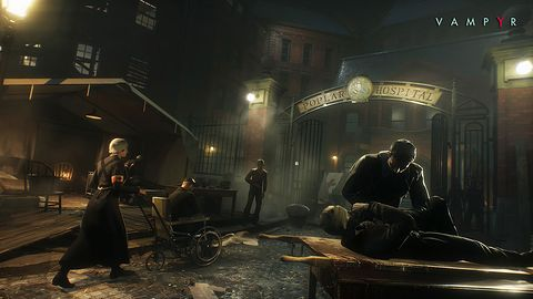 Po obejrzeniu gameplayu mam mieszane odczucia odnośnie Vampyra