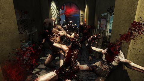 Mapy od społeczności i realistyczne flaki (także na latarniach) w zwiastunie Killing Floor 2