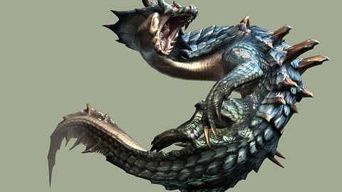 Galeria: Monster Hunter 3