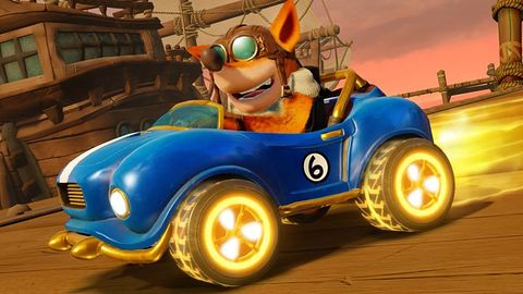 Crash Team Racing najpopularniejszym tytułem czerwca w PlayStation Store