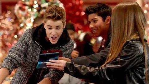 Justin Bieber pomaga sprzedawać 3DS-a