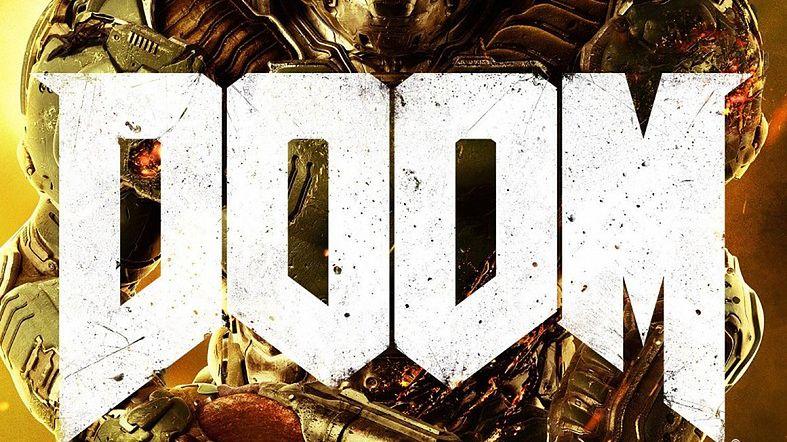 Okładka Dooma jest idealnie nijaka. Równie dobrze pasowałaby do Call of Duty albo Crysisa