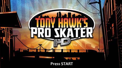 Tony Hawk's Pro Skater HD - Jak wysoko skacze Jastrząb? [recenzja]