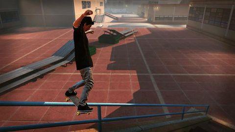 Tony Hawk's Pro Skater HD zmieści więcej, niż dwie gry