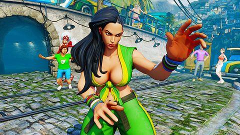 Nie każde DLC to złe DLC - darmowy tryb fabularny do Street Fightera V