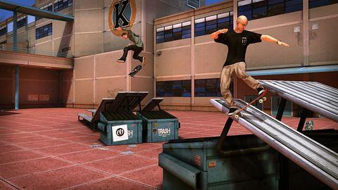 Multiplayer Tony Hawk's Pro Skater HD rozsadzi wam głowę
