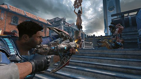 Gears of War 4 z multiplayerem między Xboksem One a PC