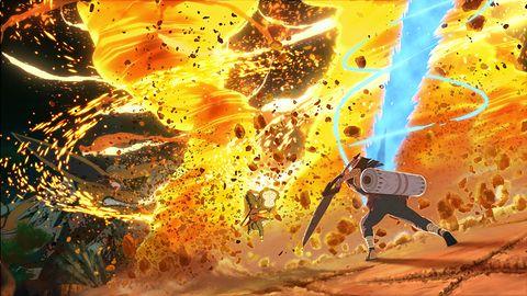 Wersje demonstracyjne gier nie umarły - nie w świecie Naruto