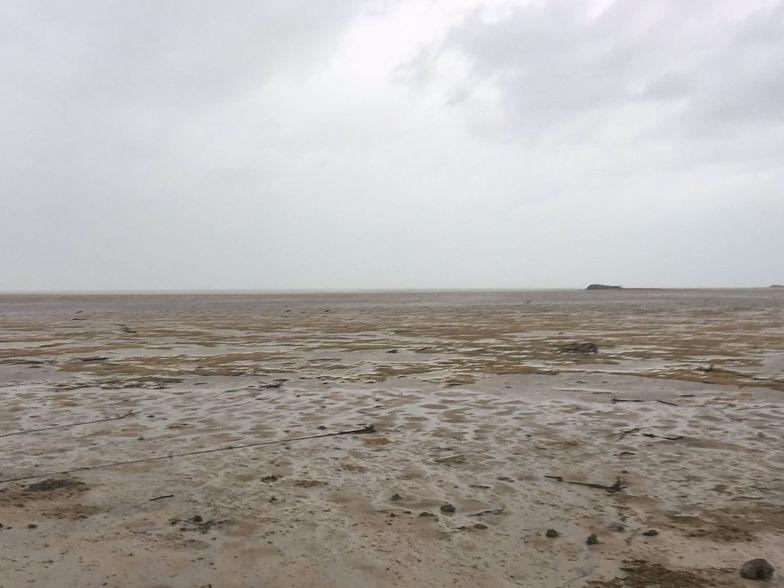 Zaskakujące skutki huraganu Irma. Ocean dosłownie zniknął