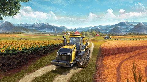 Gdzie Bethesda nie może... Farming Simulator 2017 z modami na wszystkich platformach