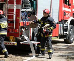 Bydgoszcz: koparka uszkodziła gazociąg. Ewakuowano ok. 50 osób