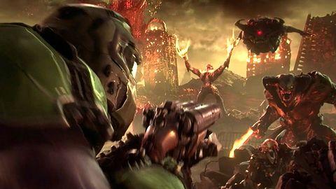 Doom Eternal z oficjalnymi wymaganiami sprzętowymi