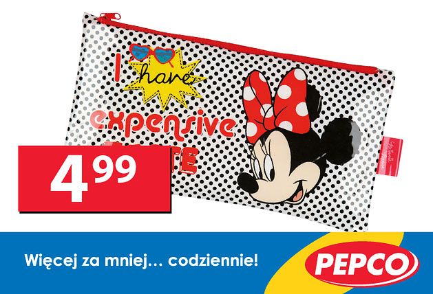 Ulotka reklamowa PEPCO