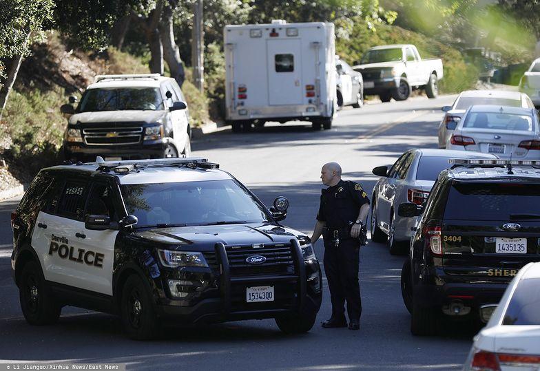 5 osób zginęło w strzelaninie na imprezie halloweenowej w Kalifornii, wielu innych zostało rannych.