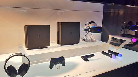 PS4 Pro w całej okazałości