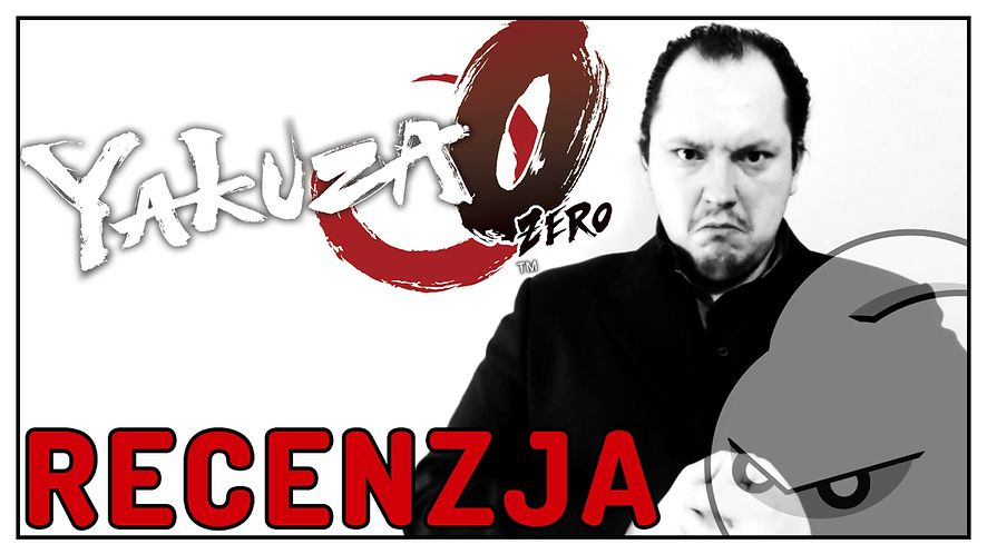 Yakuza 0 Recenzja PL [PS4 Pro]