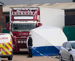 Wielka Brytania. Wśród ofiar znalezionych w ciężarówce w Essex było 10 nastolatków