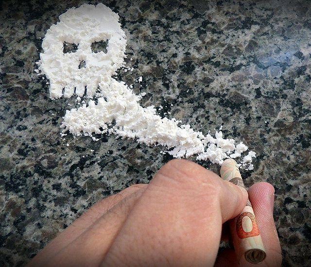 Wpływ narkotyków na wątrobę