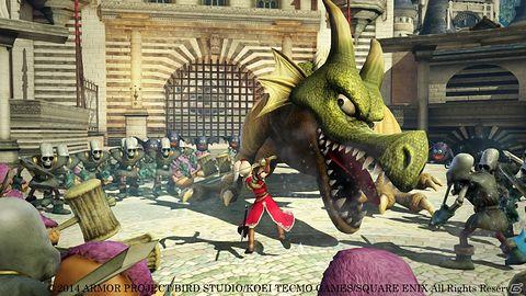 Dragon Quest Heroes trafi w tym roku do Europy, ale tylko w wersji na PS4