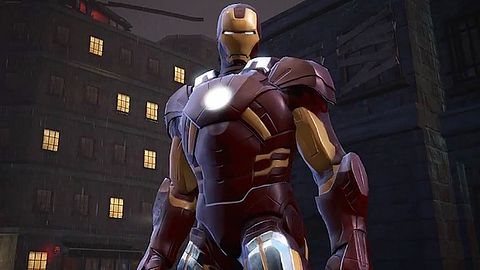 Gotowi na MMO ze Spider-Manem i Kapitanem Ameryką?
