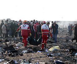 Iran. Katastrofa samolotu Boeing 737 w Teheranie. Podano narodowość ofiar