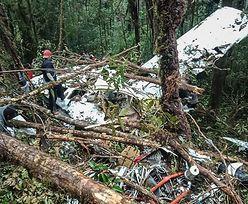 Katastrofa samolotu w Indonezji. Przeżył tylko nastolatek