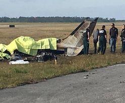 Katastrofa samolotu. Są ofiary śmiertelne