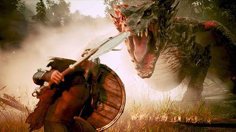 Rune: Ragnarok już wkrótce pojawi się we wczesnym dostępie