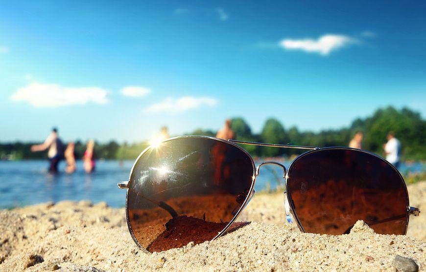 Promieniowanie UV może uszkodzić wzrok