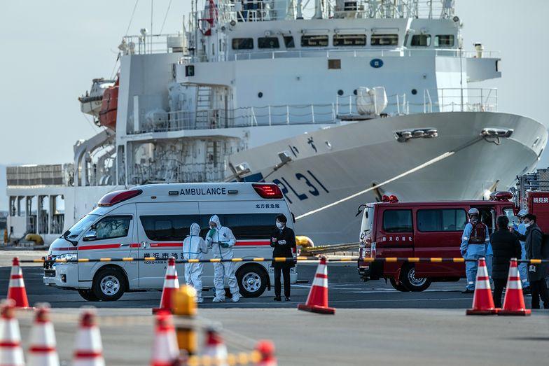Koronawirus w Afryce oraz tragiczne doniesienia z pokładu Diamond Princess