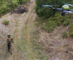 Drony wyślą saperów na emeryturę. W Polsce powstaje nowa technologia