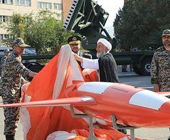 Iran straszy świat. Pokazał nową broń. Żołnierze aż westchnęli
