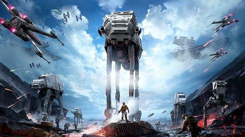 Krótka piłka: Star Wars Battlefront bez podzielonego ekranu na PC