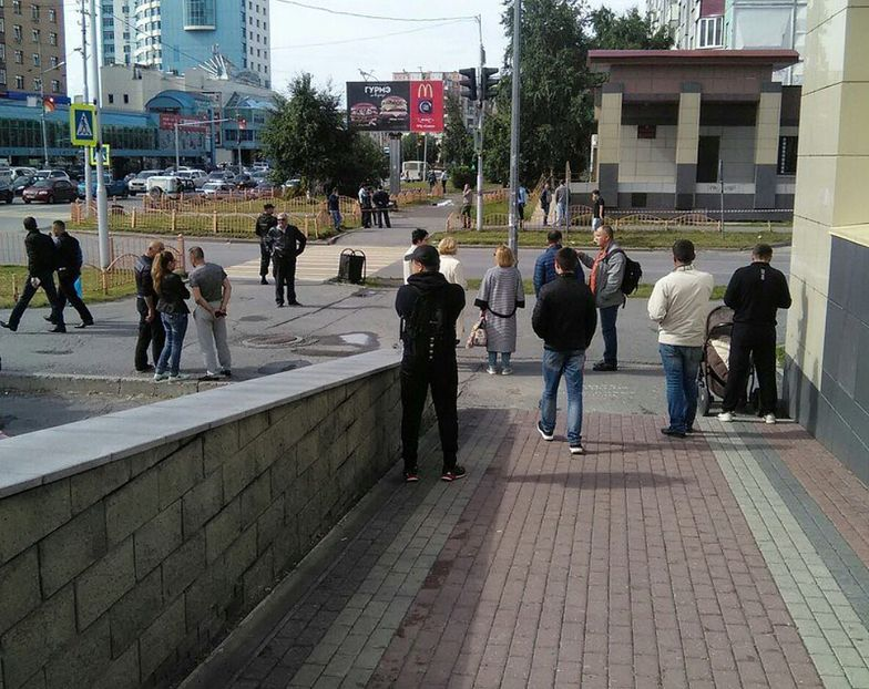 Atak nożownika w Rosji. Rannych 7 osób, jedna nie żyje