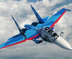 Rosyjski myśliwiec Su-30 rozbił się u wybrzeży Syrii. Piloci nie żyją